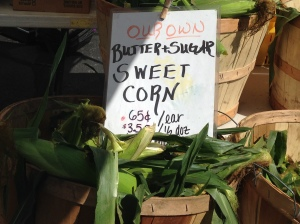 If you do not live in an area where Butter and Sugar Corn is the prevalent variety you have no idea what you are missing. It is both super sweet and wonderfully flavored.